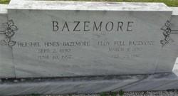Hershel Hines Bazemore