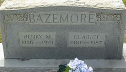Henry M Bazemore