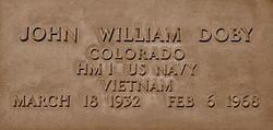 John William Doby
