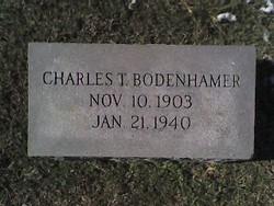 Charles Thomas Bodenhamer