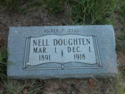 Nellie Jane <i>Eakins</i> Doughten