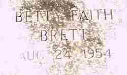 Betty Faith Brett