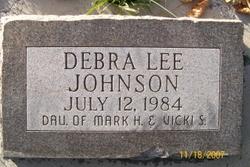 Debra Lee Johnson
