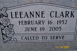 LeeAnne Clark