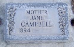 Jane <i>Kelly</i> Campbell