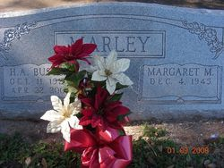 Harvey Albert Buster Marley