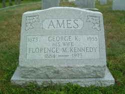 Florence M. <i>Kennedy</i> Ames