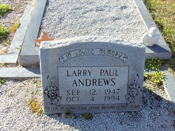 Larry Paul Andrews