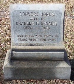 Convere <i>Jones</i> Bryant