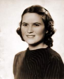 Lucy Janie <i>McGee</i> Sheppard
