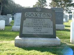 Charles Boxton