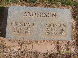 Christian Andrew Anderson