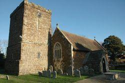 St Andrew Churchyard, Kinson