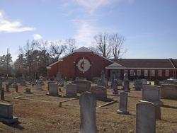 Loves Grove United Methodist Church Cemetery