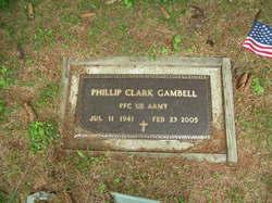 Phillip Clark Gambell