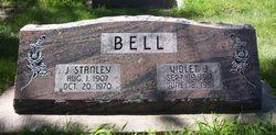 Violet Jennivee <i>McGrath</i> Bell