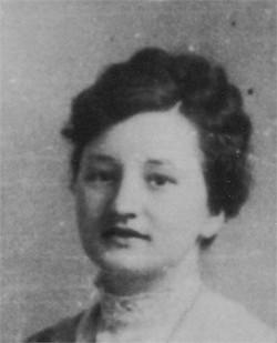 Ida Luella <i>Moss</i> Hatch