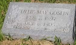 Lillie May Goslin