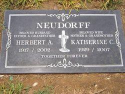 Katherine Cadam <i>Sousamian</i> Neudorff