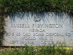 Russell Field Byington