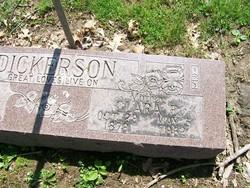 Clara E <i>Redifer</i> Dickerson