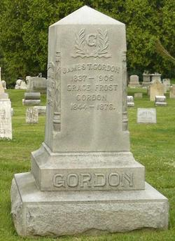 Grace <i>Frost</i> Gordon
