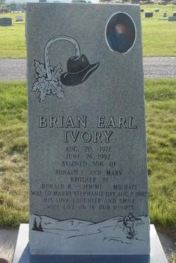 Brian Earl Ivory