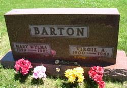Virgil A Barton