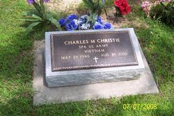 Charles M Christie