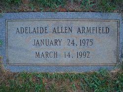 Adelaide Allen Armfield