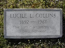 Lucile Louise <i>Lupton</i> Collins