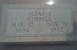 Altas Jordan Correll