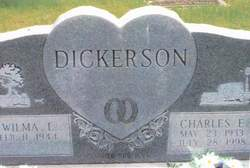 Charles Edward Dickerson