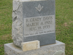 Bradford Grady Davis