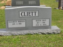 Burton Davis Cliett