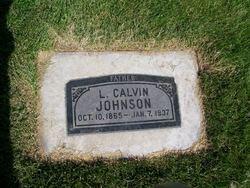 Leander Calvin Johnson