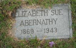 Elizabeth Susan <i>Elmore</i> Abernathy