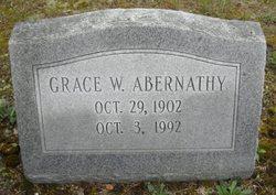 Grace W. Abernathy