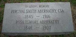 Percival Smith Abernathy