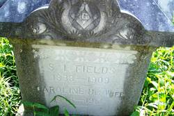 Caroline Belvedere <i>Phillips</i> Fields