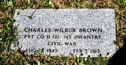 Pvt Charles Wilbur Brown