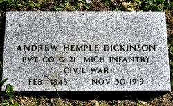 Andrew Hemple Dickinson