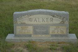 Rosa <i>Davis</i> Walker