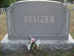 Bessie <i>Mills</i> Seiple