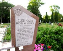 Glen Cary Lutheran Church Cemetery