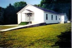 Bostick Hill United Methodist Church Cemetery