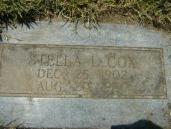 Stella Louisa <i>Francis</i> Cox