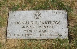 Donald Elias Partlow