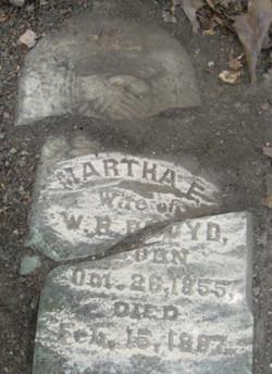 Martha Frances <i>Marley</i> Boyd