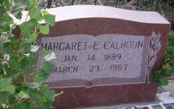 Margaret E. Calhoun